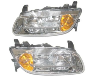 00-02 Saturn L-Series Headlights