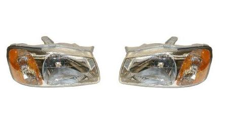00-02 Hyundai Accent Headlights