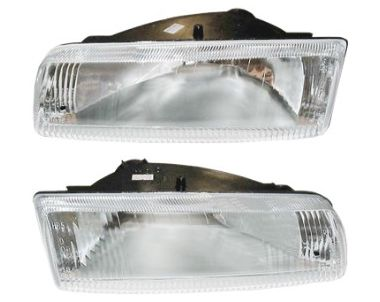 96-97 Chrysler Concorde Headlights
