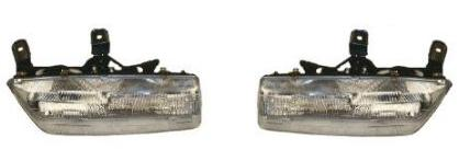 91-92 Saturn S-Series Headlights