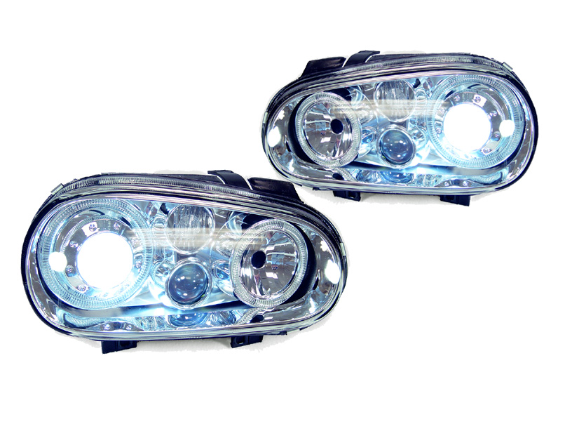 99-04 Volkswagen Golf 4 HID Projector Headlights