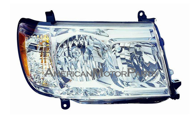 06-07 Toyota Land Cruiser RH Headlight