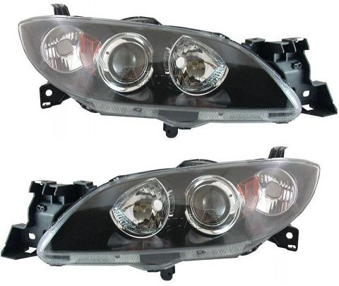 04-08 Mazda 3 (Sedan) Headlights