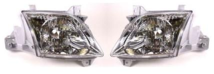 05-06 Mazda Tribute Headlights
